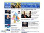dizajn prezentacije Demokratske stranke Beograda